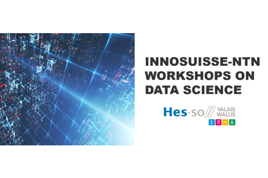 Innosuisse-NTN Workshop on Data Science